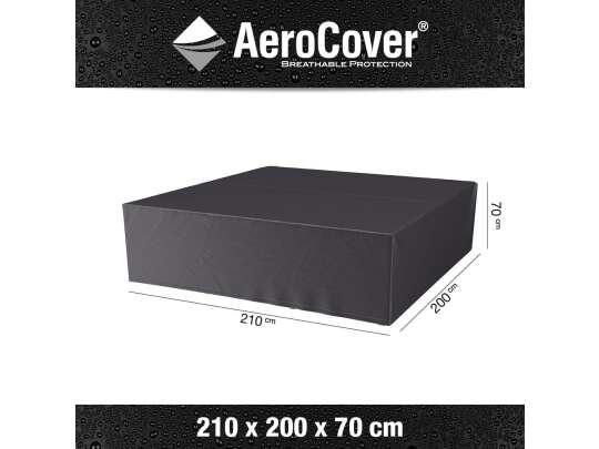 7932-mobeltrekk-for-sofagruppe-210x200-steinkull-m-aerocover-8717591777878 Hagemøbler og utemøbler - Fine design