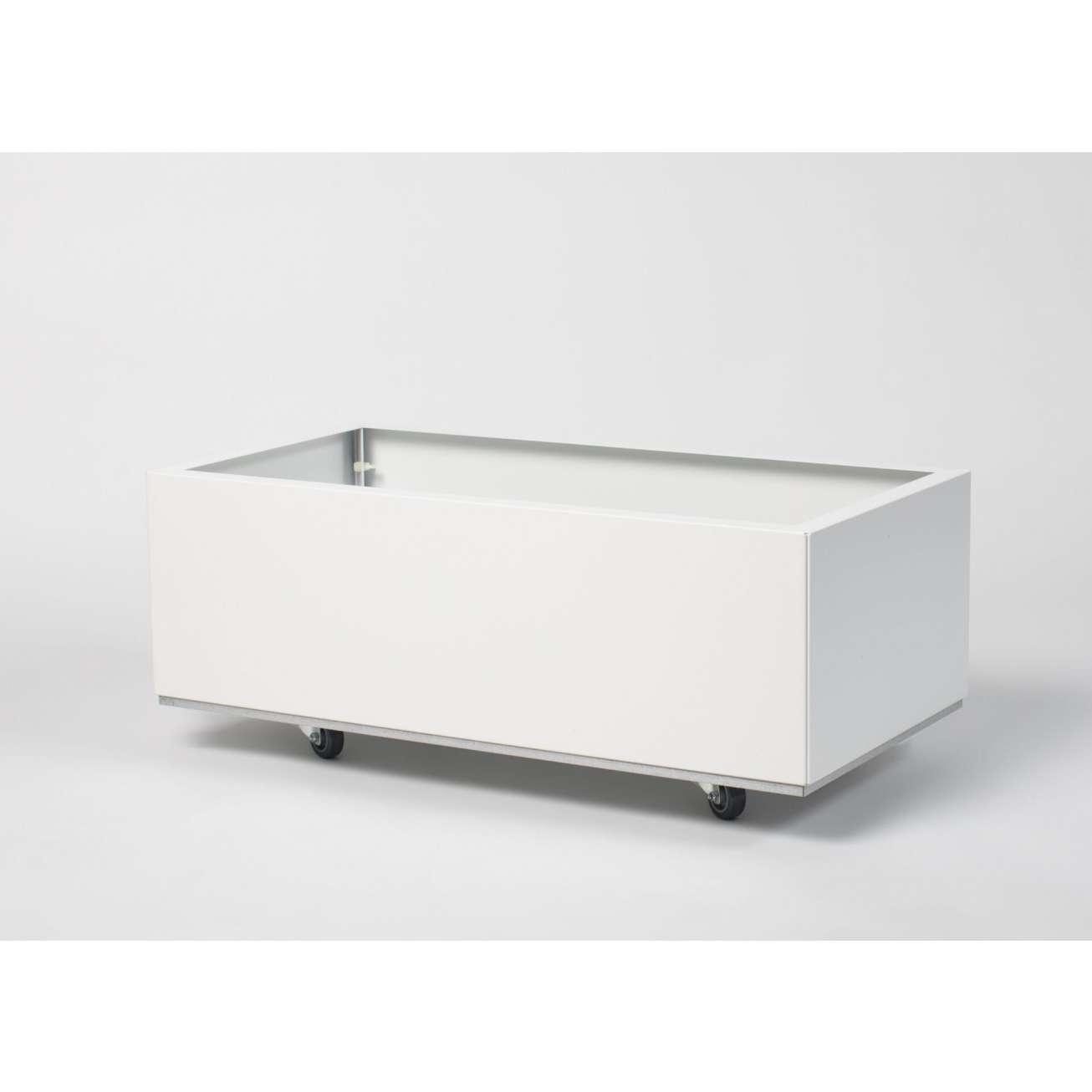 80x40h25_hvit_2 Hagemøbler og utemøbler - Fine design