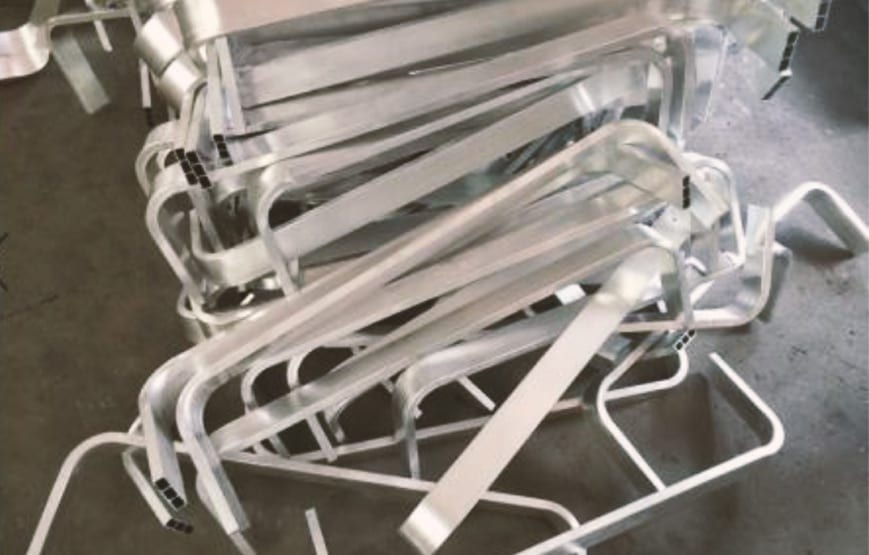 Alu-benting Hagemøbler og utemøbler - Fine design