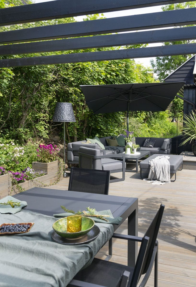 Lag-ulike-soner-spis-lounge-sol-copy Hagemøbler og utemøbler - Fine design
