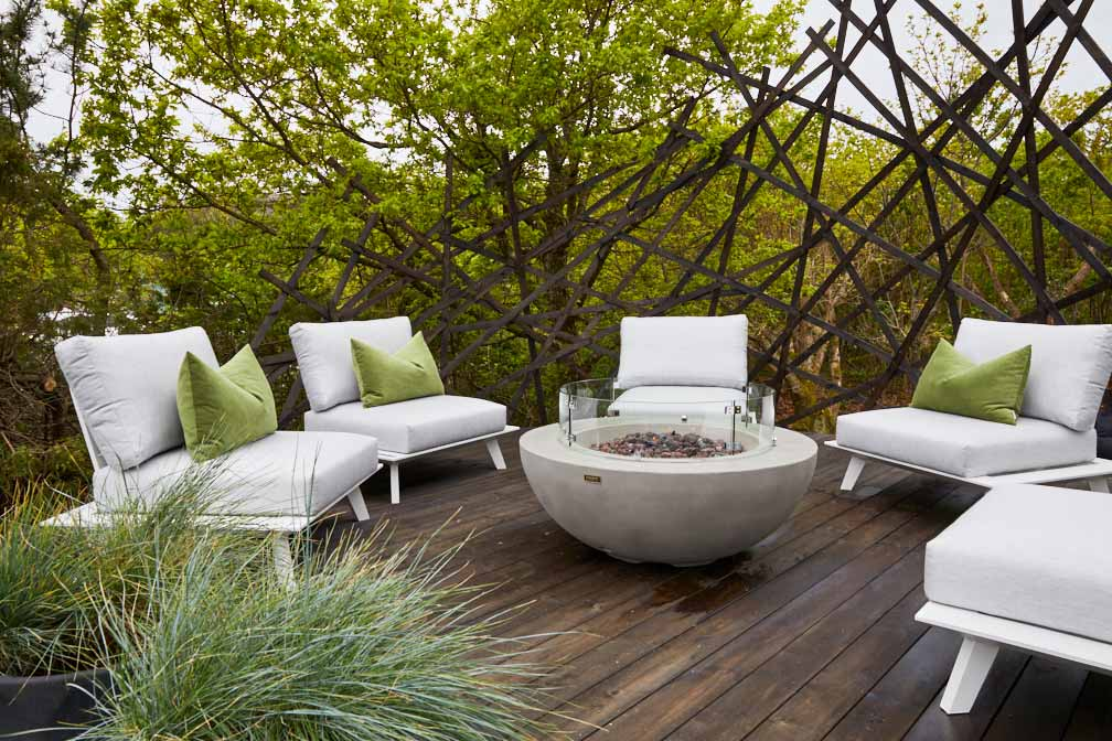 Fine Design har levert hagemøbler til Eventyrlig oppussing