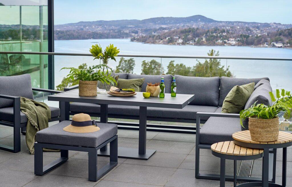 Gardenart sofagruppe Fine Design